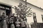 1945. Osvobození Lukovečka dne 6. května 1945 bylo očekávanou událostí.