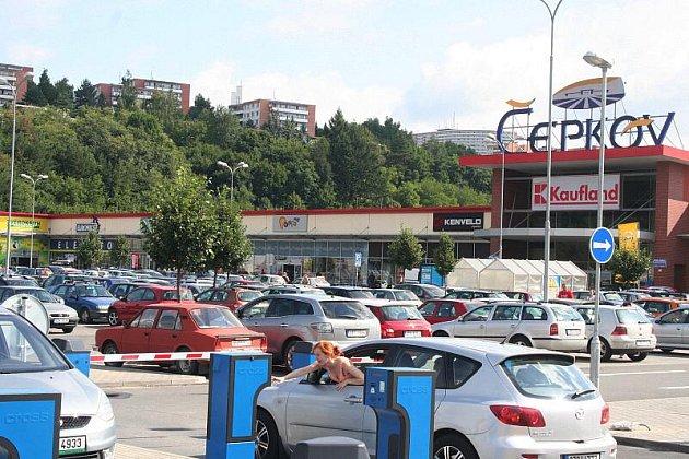 Obchodní centrum Čepkov