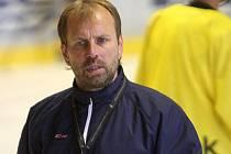 Trenér Rostislav Vlach