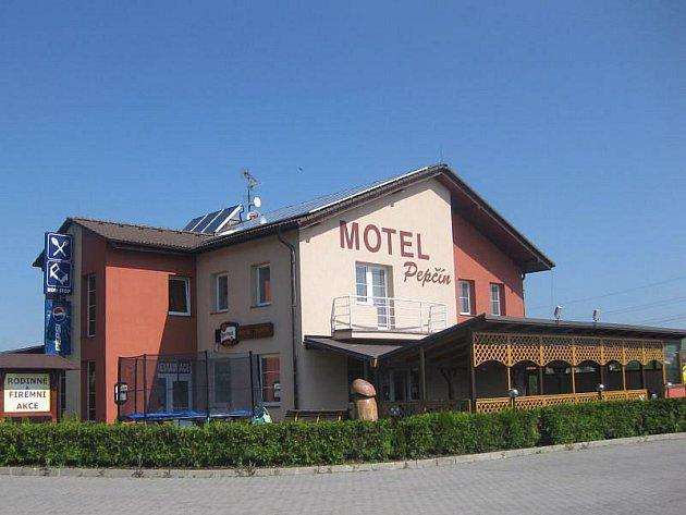 Hospůdka roku 2010: Motel Pepčín