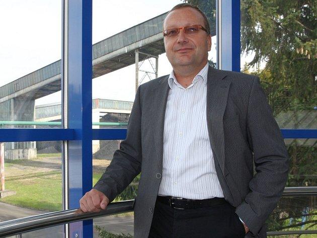 Petr Jeník, předseda představenstva Teplárny Otrokovice