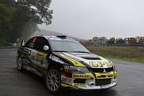 Barum Rally: RZ10 - Maják. Jaroslav Orsák