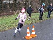 Silvestrovský běh ve Zlíně 2018