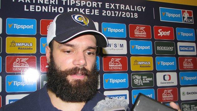 Extraligoví hokejisté Zlína hostili Liberec
