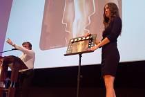 Veřejná dražba filmových klapek při příležitosti Zlín Film Festivalu, která se konala v neděli 26. května 2019 ve zlínském Kongresovém centru.