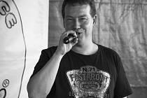 Martin Velísek, majitel Pivovaru Malenovice.