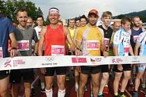 Běh Olympijského dne na 16. září 2020