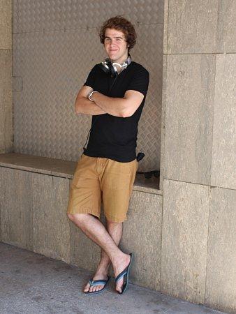 Mladý DJ Pavel Svoboda se rozhodně nechce stát ohranou písničkou.
