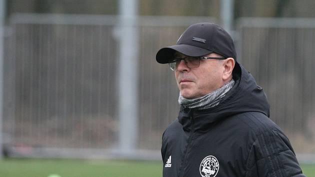 Trenér Bohumil Páník