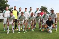 Fotbalový turnaj v Mrlínku 2019, Horná Poruba