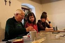 Adventní setkání na rolnické usedlosti v Kaňovicích