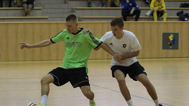 V otrokovické sportovní hale Na Štěrkovišti se hrál v sobotu čtvrtý turnaj zlínské Krajské ligy.