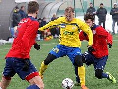 Fotbal příprava: FC FASTAV ZLÍN – FO ŽP PODBREZOVÁ