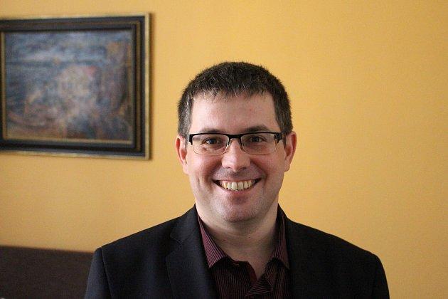 Jan Vorba, ředitel ZŠ UNESCO Uherské Hradiště