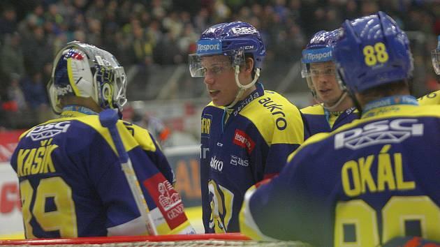 Hokejisté Berani Zlín. Ilustrační foto
