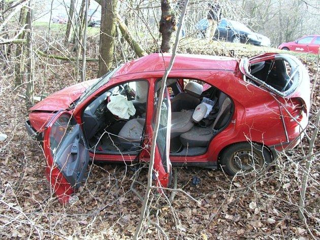 Policisté hledají svědky dopravní nehody, která se stala v úterý 5. února kolem poledne mezi Želechovicemi a Zlínem.