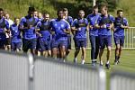 Fotbalisté Zlína zahájili letní přípravu na další ligovou sezonu v pondělí 21. června.