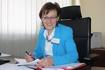 Miriam Majdyšová, ředitelka Krajského úřadu práce ve Zlíně