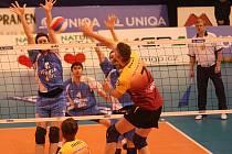 Volejbal FATRA Zlín – Liberec