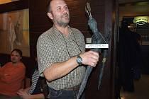 Nejdráže se na vizovickém bauzaru  prodala plastika Tomáše Komínka