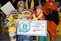 Berani podporují sdružení Handicap(?)