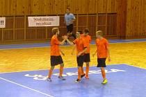 UTB Futsal Team Zlín. Ilustrační foto