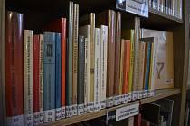Knihovna. Ilustrační foto.