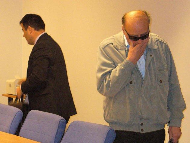 Vladimír Vyskup u soudu