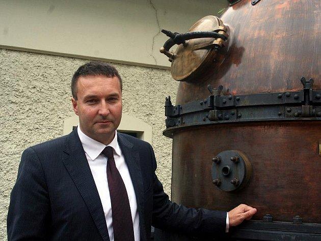 Podnikatel roku Zlínského kraje 2010 Pavel Dvořáček