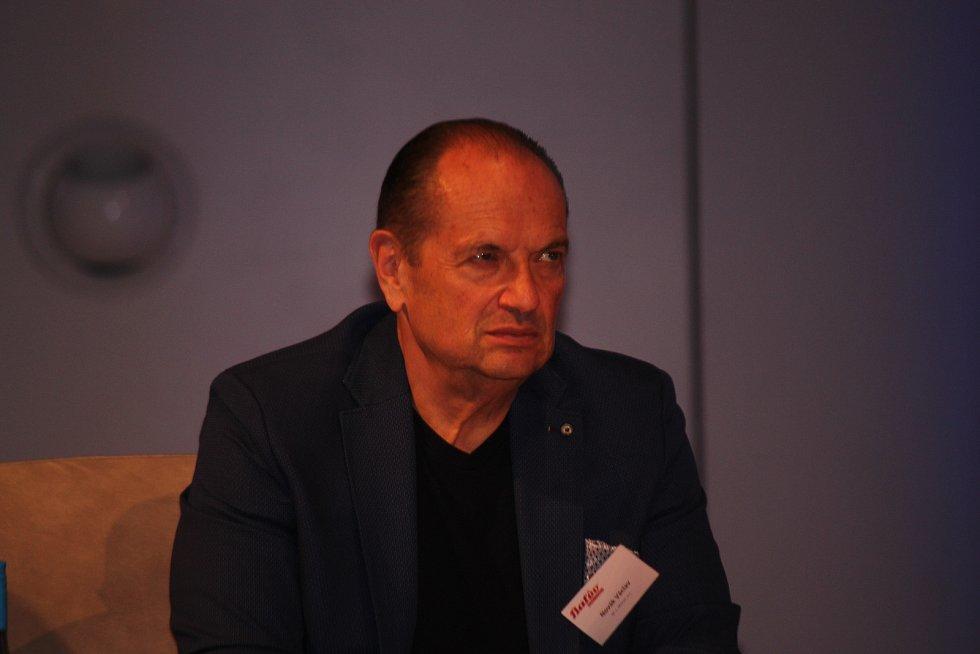 Konference Baťův odkaz Evropě ve Zlíně. Václav Novák.