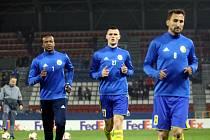 Jednadvacetiletý stoper Zlína Ondřej Bačo byl povolán trenérem Lavičkou do české fotbalové reprezentace hráčů do jednadvaceti let.