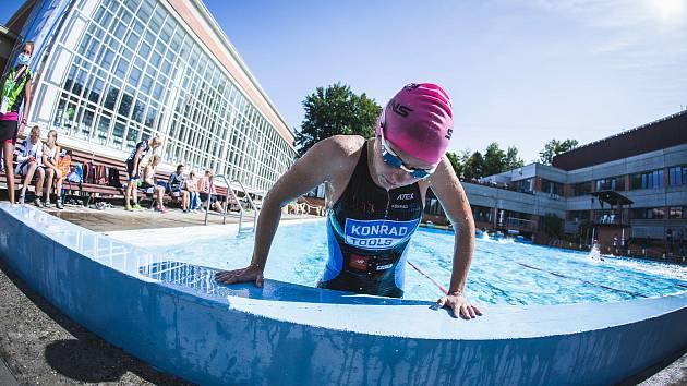 Posledním pohárovým závodem tohoto roku bude o víkendu 25. a 26. září SUPERSPRINT Triatlon Zlín.