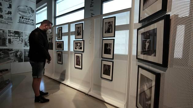Fotograf Robert Vano vystavuje ve Zlíně