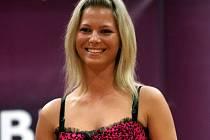 Regionální Miss Aerobik ve Zlíně se v sobotu 24. dubna stala Eva Petrů z Olomouce.