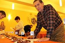 Košt slivovice a domácích klobásek Březnice