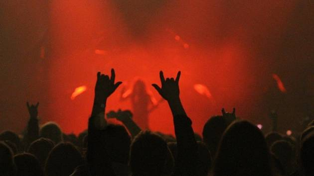 Masters of rock. Ilustrační foto.