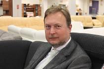 Regionální ředitel ASKO Zlín Petr Findeis