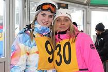 Složky IZS se ve Zlíně utkaly na lyžařském svahu