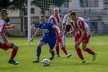 FC TVS Slavičín vs. FC Brumov
