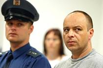 Ladislav Kuta před soudem dne 2. července 2009.