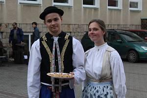 Farmářský den v Základní škole Luhačovice