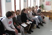 Okrskové kolo recitační soutěže 2019 – 2020.