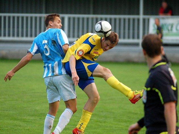 FK Čáslav – Tescoma Zlín 3:0 (0:0)