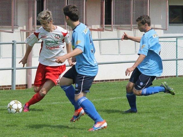 Roman Macek mladší, fotbal Zlín.