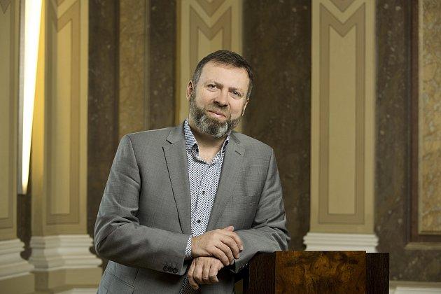 Starosta Uherského Hradiště Stanislav Blaha.