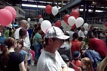 Den otevřených dveří společnosti Tajmac-ZPS přilákal davy lidí
