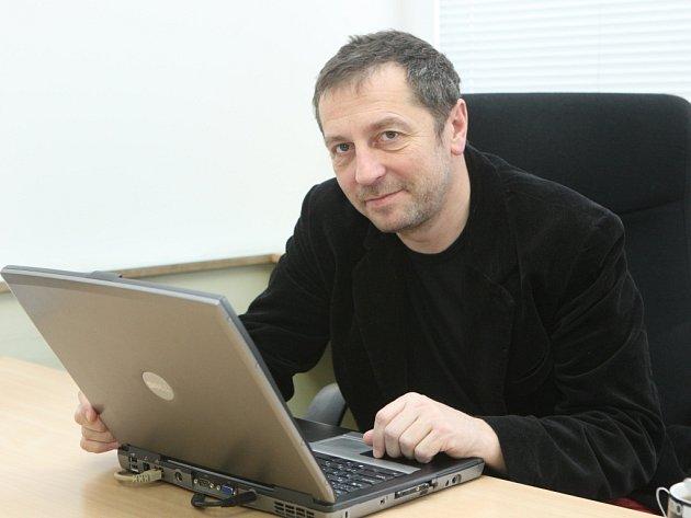 Karel Holas pro Zlínský deník on-line.