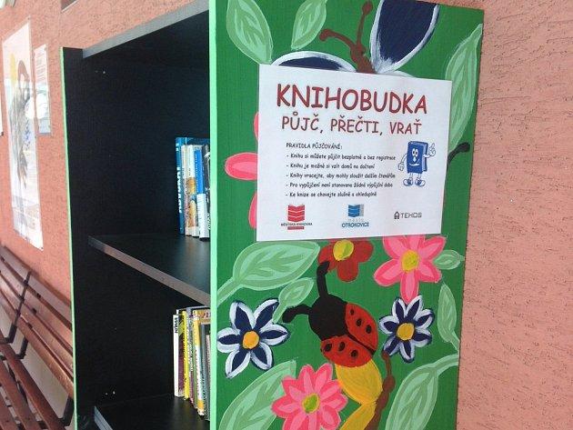 Nově je k dispozici na Městském koupališti v Otrokovicích.