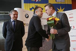 Podnikatelem roku roku Zlínského kraje je majitel Tescomy Petr Chmela