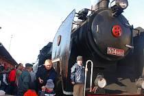 V sobotu 5. října 2013 se ve Zlíně konaly oslavy Dne Zlínského kraje. Připravený byl bohatý program. Největším tahákem pak byla parní lokomotiva Kremák.